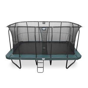 Suorakaide trampoliin